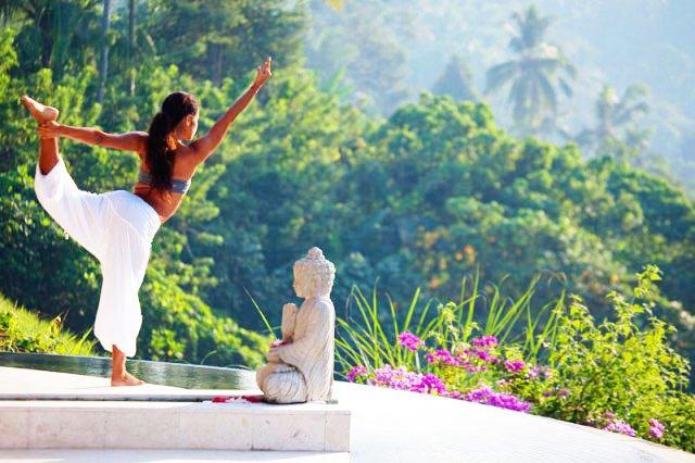 Йога-тур ВДОХновение на Бали