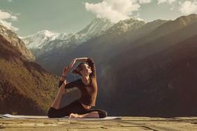Йога-тур ВДОХновение в Грузию