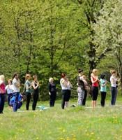 йога-тур в Карпаты