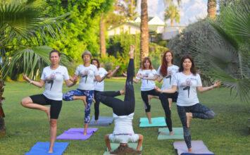 Йога-тур ВДОХновение в ОАЭ