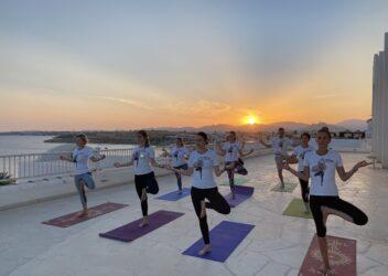 Йога-тур ВДОХновение в Египет