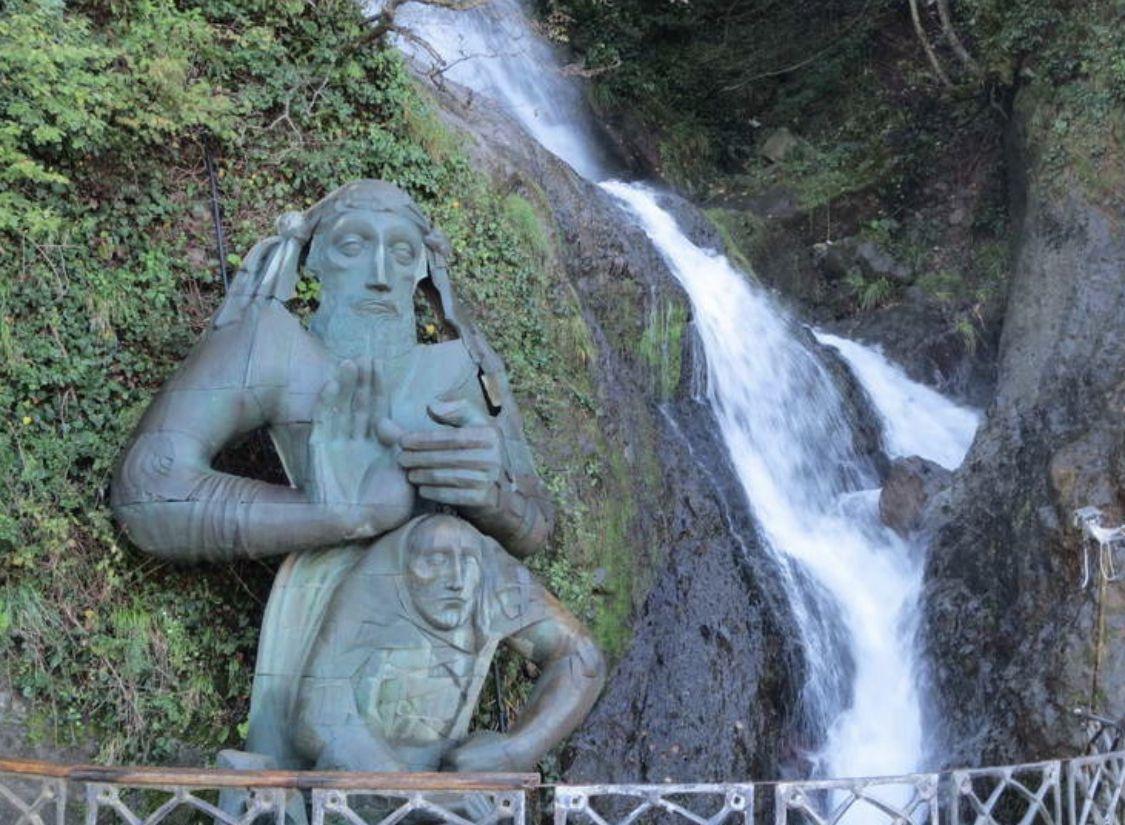 йога-тур в Грузию