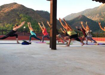 Йога-тур ВДОХновение