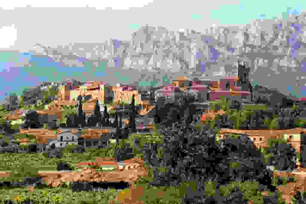 ЙОГА тур по северу Испании