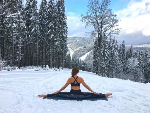 Йога-тур ВДОХновение в Карпаты на НГ
