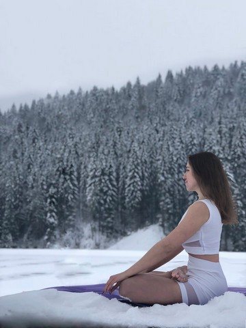 Йога-тур ВДОХновение в Карпатах на НГ