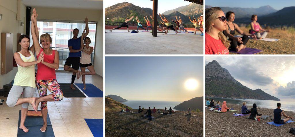 Йога-тур ВДОХновение в Турции