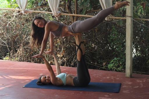 Йога-тур на юг Индии