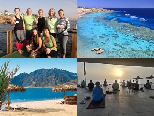 Йога-тур ВДОХновение в Египте
