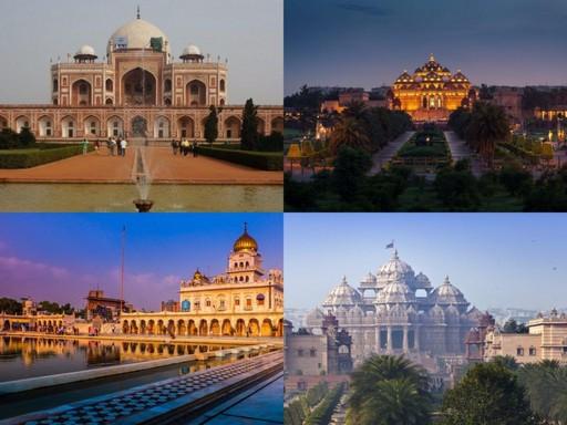 Йога-тур на север Индии