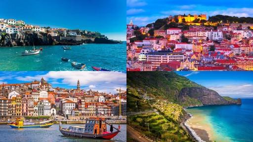 Йога-тур в Португалию