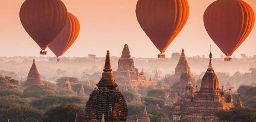Йога-тур в Мьянму на НГ