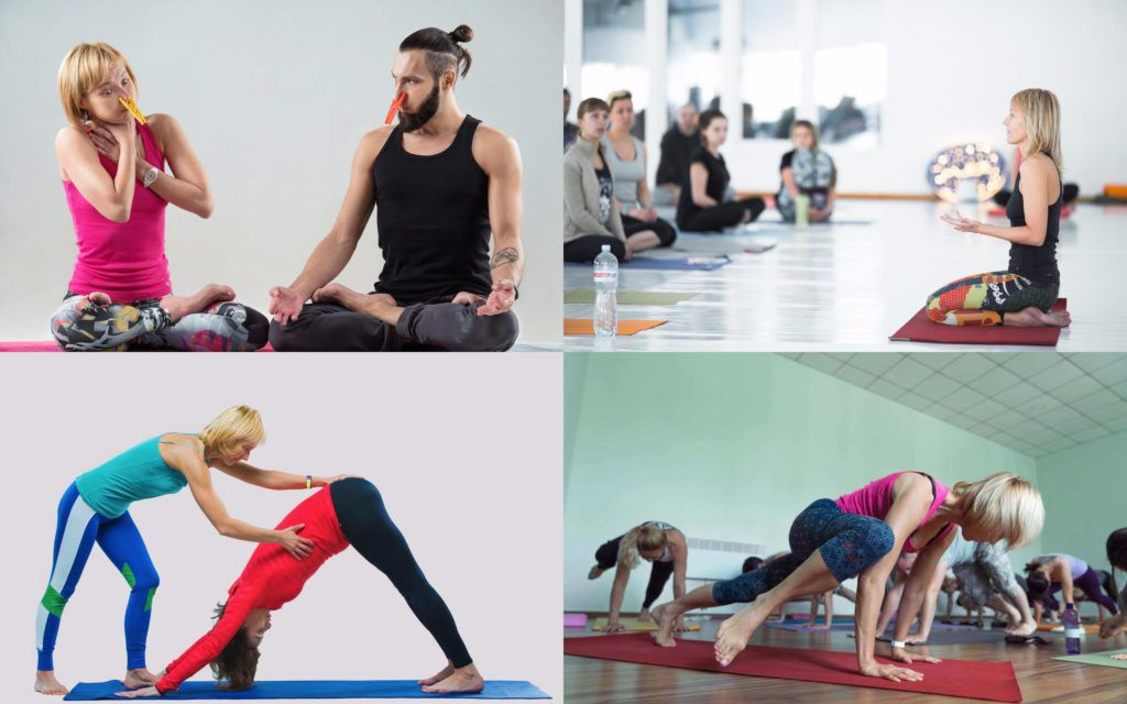 Курс для преподавателей хатха-йоги Balance yoga