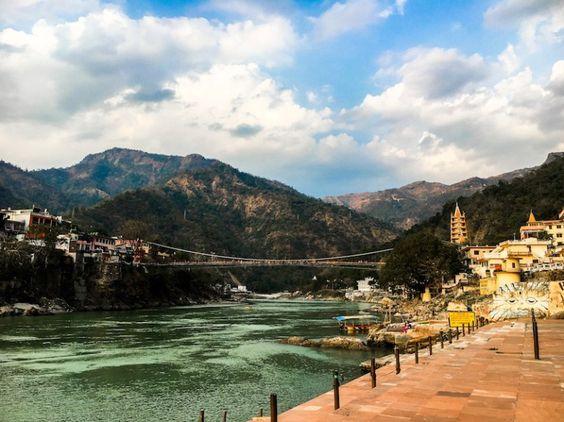 Йога-тур и випассана в Ришикеш, Индия