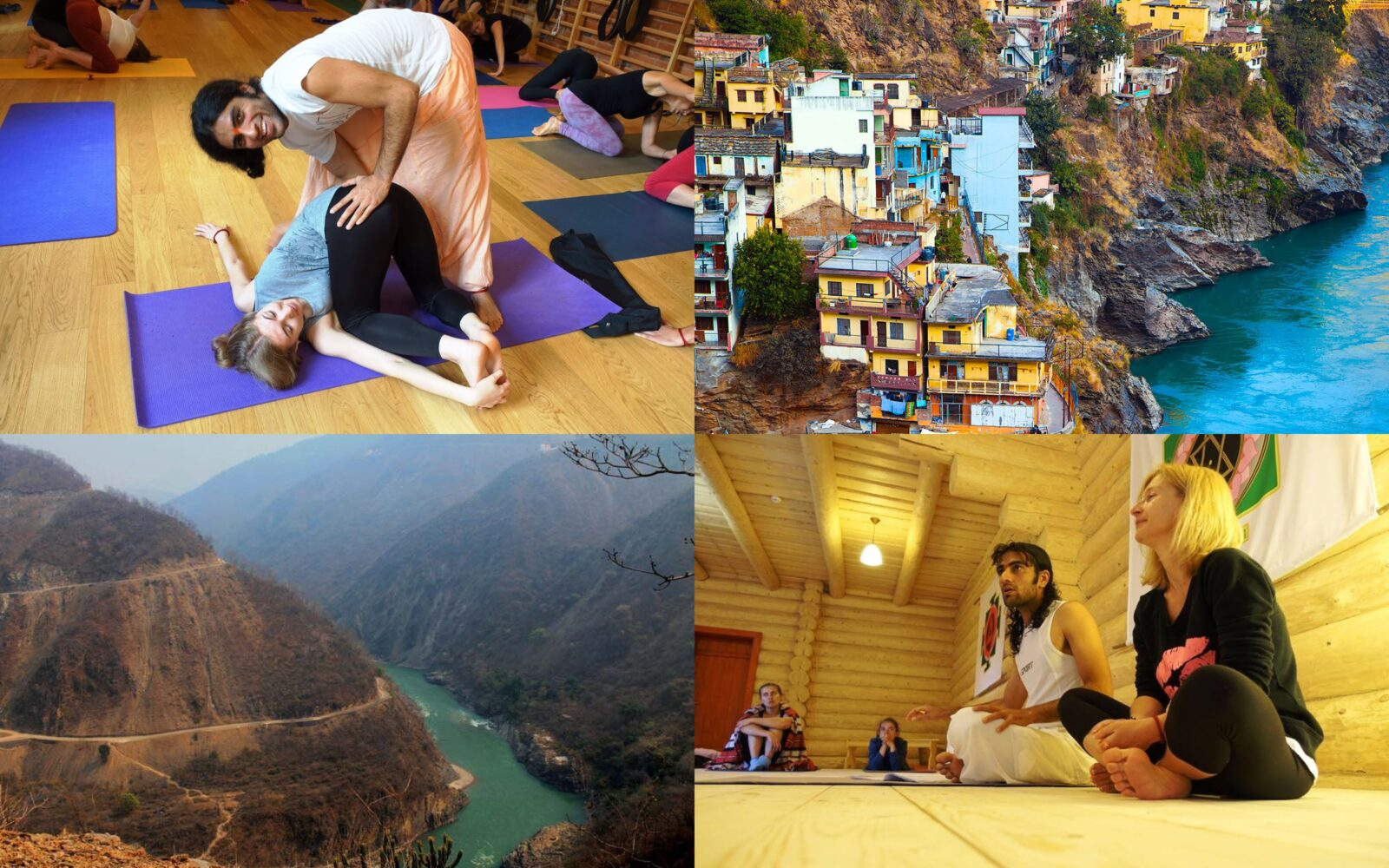 Йога-тур в Ришикеш и треккинг в Гималаях