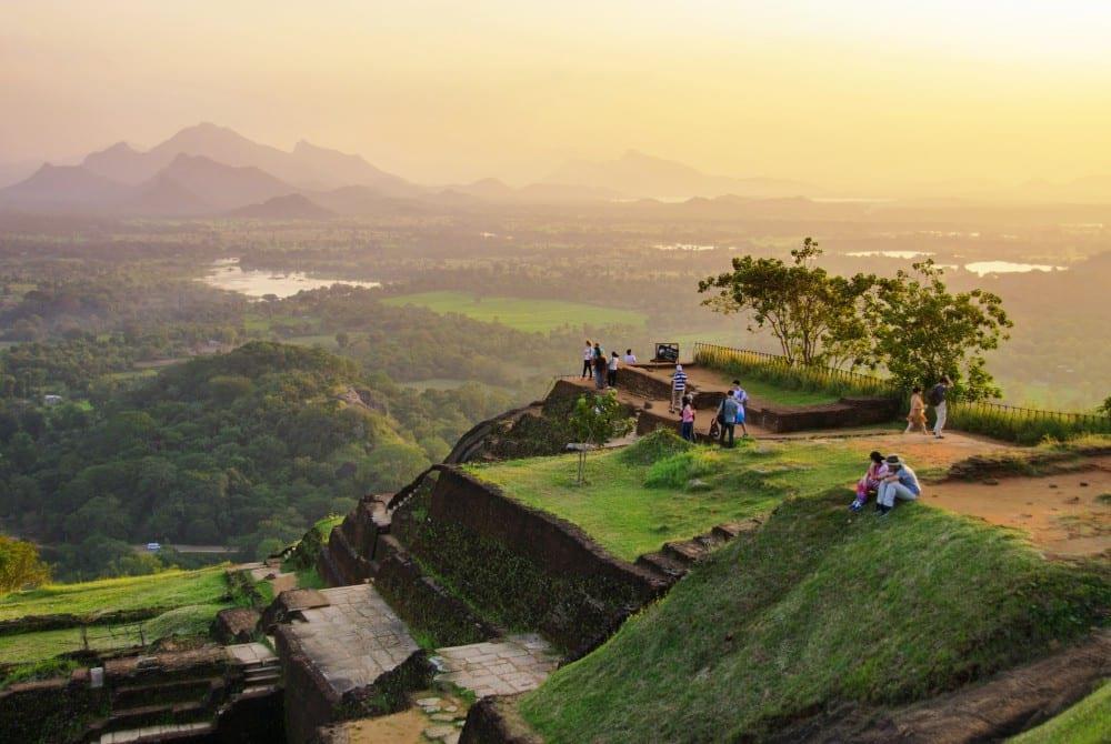 Йога-ретрит на Шри Ланке