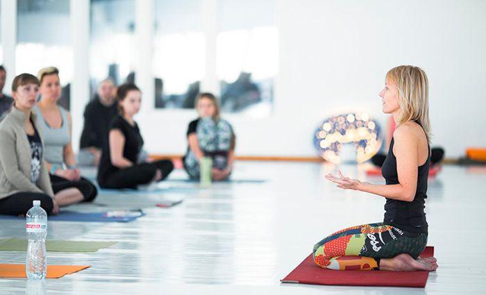 Курсы для преподавателей йоги в Киеве