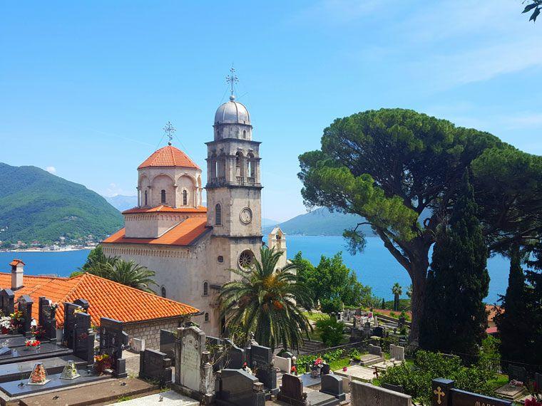 Йога-тур ВДОХновение в Черногории