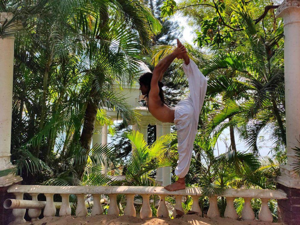 Курс для инструкторов йоги 300 часов от Ravinder Jangra, Украина
