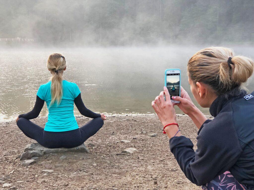 Йога-тур ВДОХновение на озеро Синевир