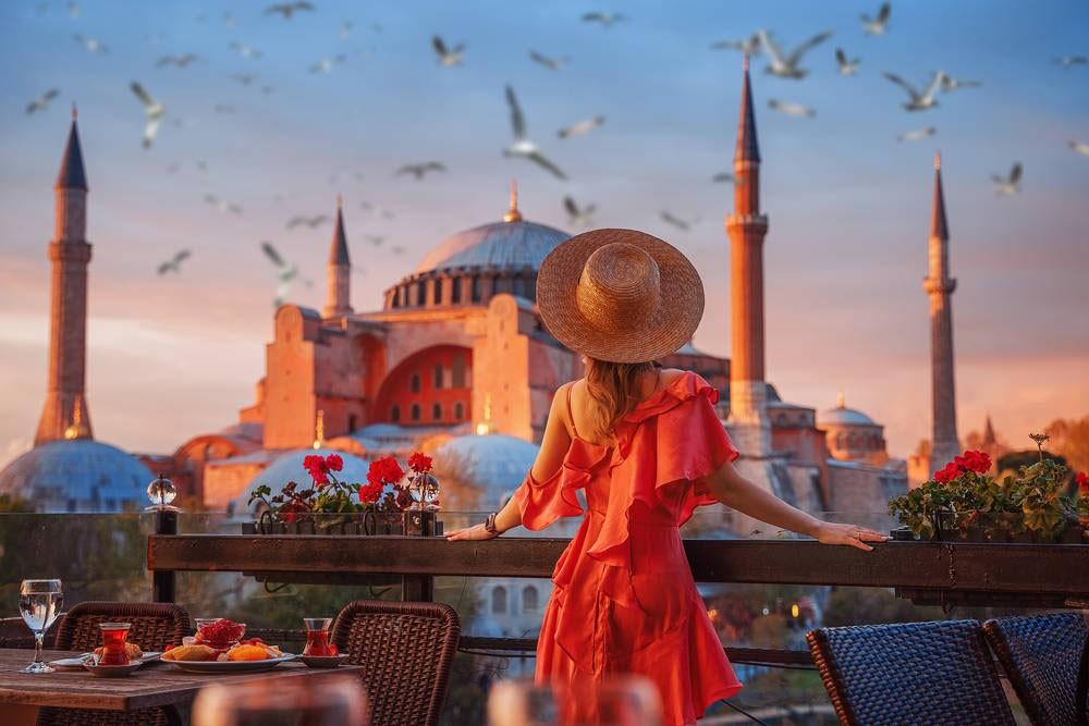 """Йога-тур """"Стамбул+Каппадокия"""""""
