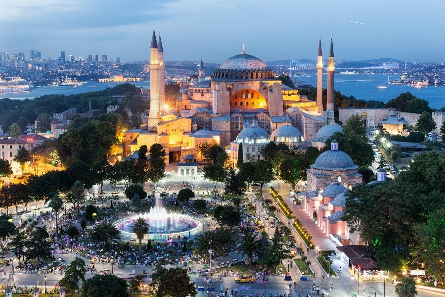 """Йога-тур в Стамбул """"Восточная сказка"""""""