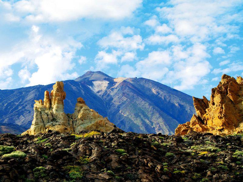 Йога-тур ВДОХновение на Тенерифе