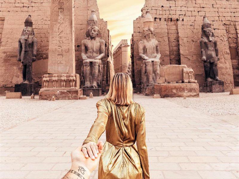 """Йога-тур ВДОХновение в Египет """"Древний Луксор"""""""